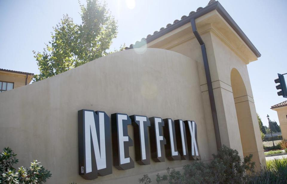 Netflix Inc.'s stock price soared 14 percent after it was revealed that Carl Icahn had bought 5.5 million shares.