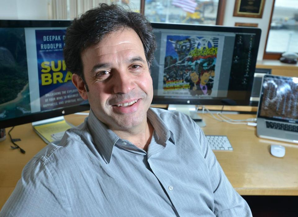 Dr. Rudy Tanzi heads Massachusetts General Hospital's Genetics and Aging Research Unit and teaches neurology at Harvard Medical School