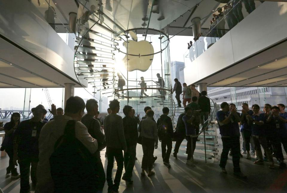 Apple Inc., the world's most valuable company, had $82.6 billion in cash held abroad as of Sept. 29.