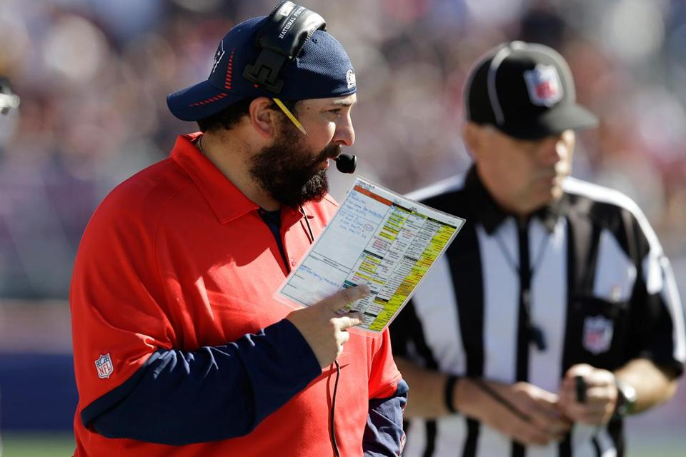 """I certainly don't think you want to start any game, or any drive for that matter throughout the game, giving up points,'' said defensive coordinator Matt Patricia, on last Sunday's game against the Rams."