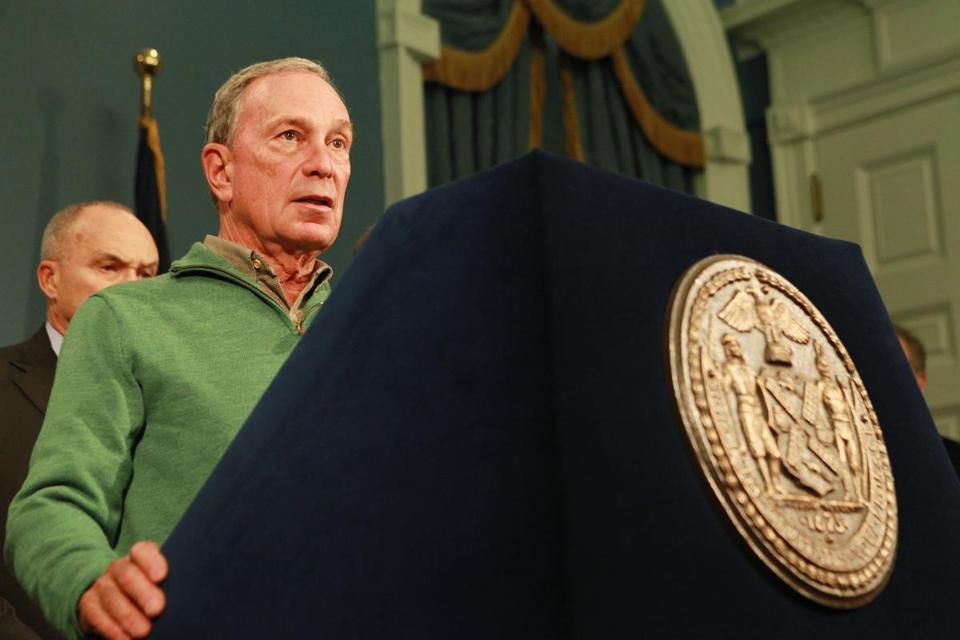 New York City Mayor Michael Bloomberg noted that changes to polling stations would affect some 143,000 New Yorkers.