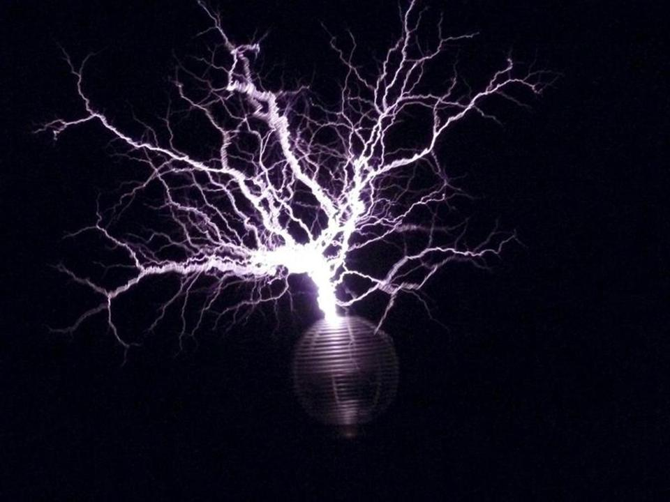 """Lightning Dreams"" documents Alan Gibbs's passion for harnessing power as he commissions the world's largest Tesla coil for his estate in New Zealand."