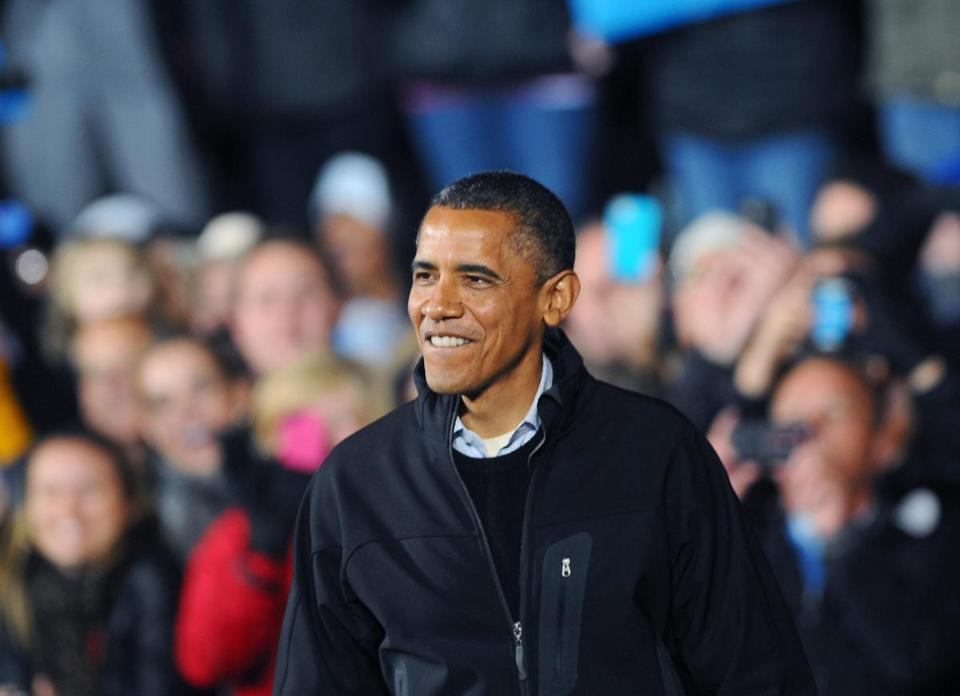 President Obama held a 48 to 45 percent lead over Romney, according to Pew's national survey of likely voters last week.