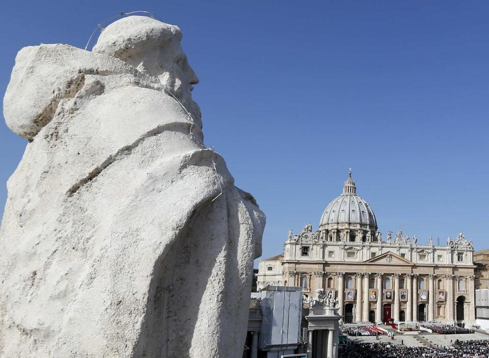 The Vatican is basing its accusations in part on information from an anonymous source.