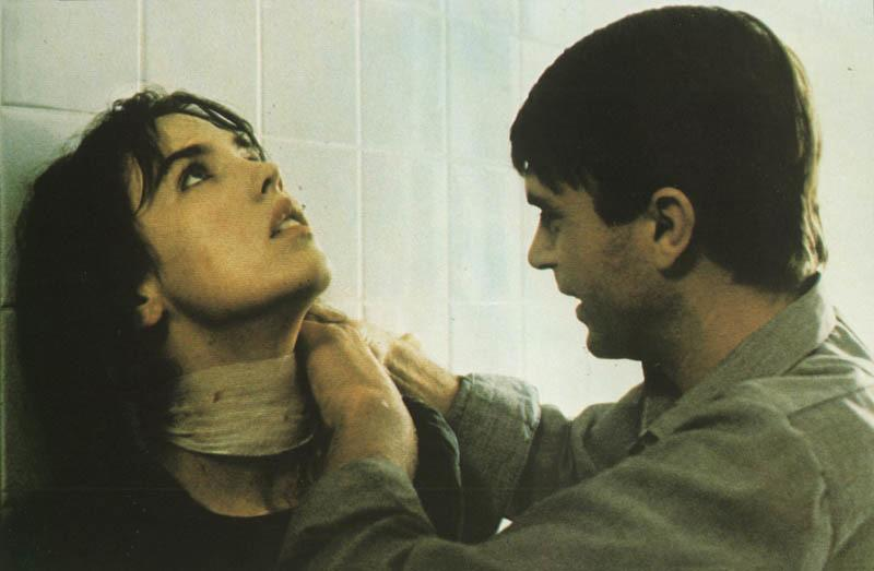 "Isabelle Adjani and Sam Neill in Andrzej Zulawski's 1981 film, ""Possession.''"