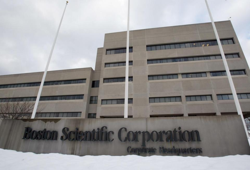Boston Scientific in Natick