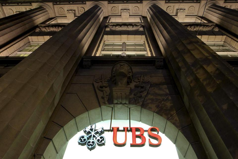 UBS says its reviews have not found any evidence of misconduct by the bank.