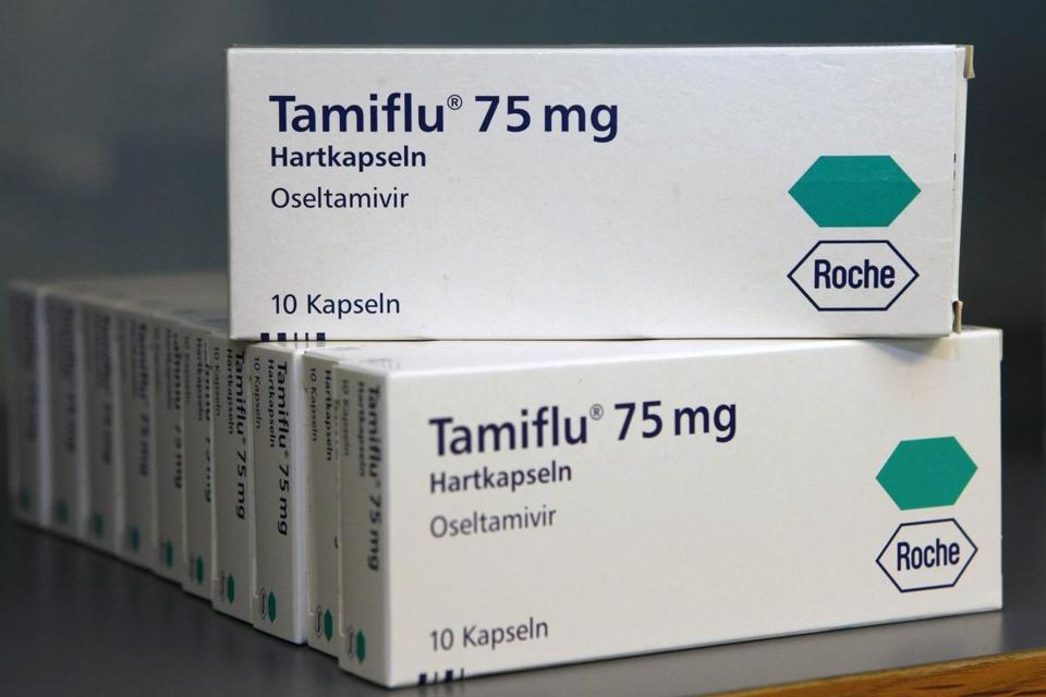 Tamiflu has been stockpiled by dozens of governments worldwide in case of a global flu outbreak.