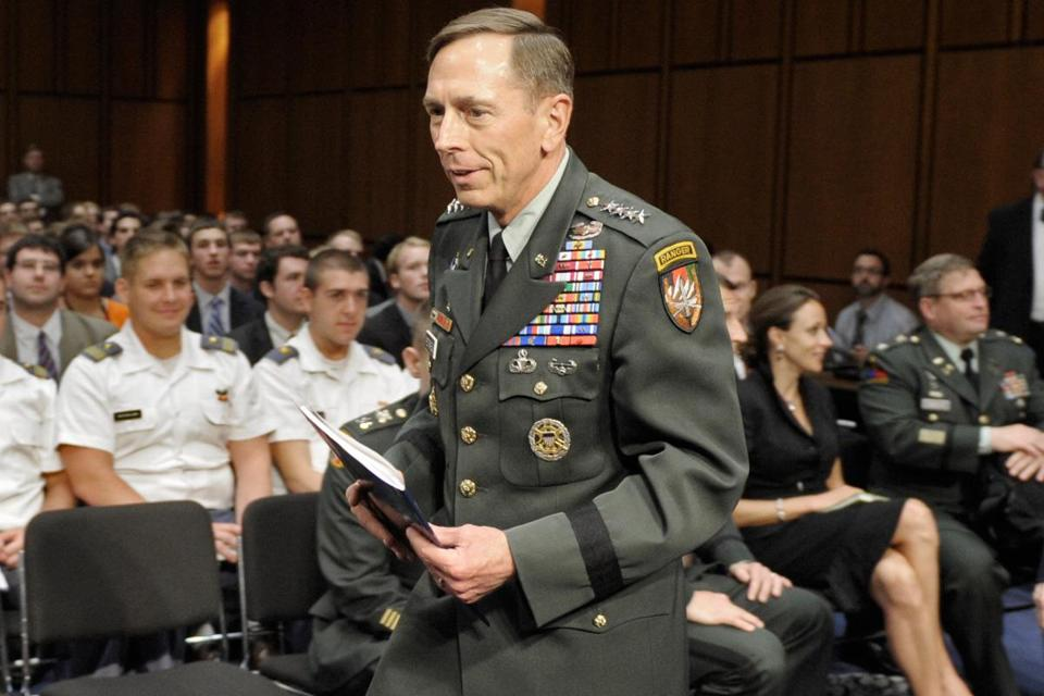 Some members of Congress have protested the delay in being notified of the FBI's investigation of David Petraeus until just after the presidential election.