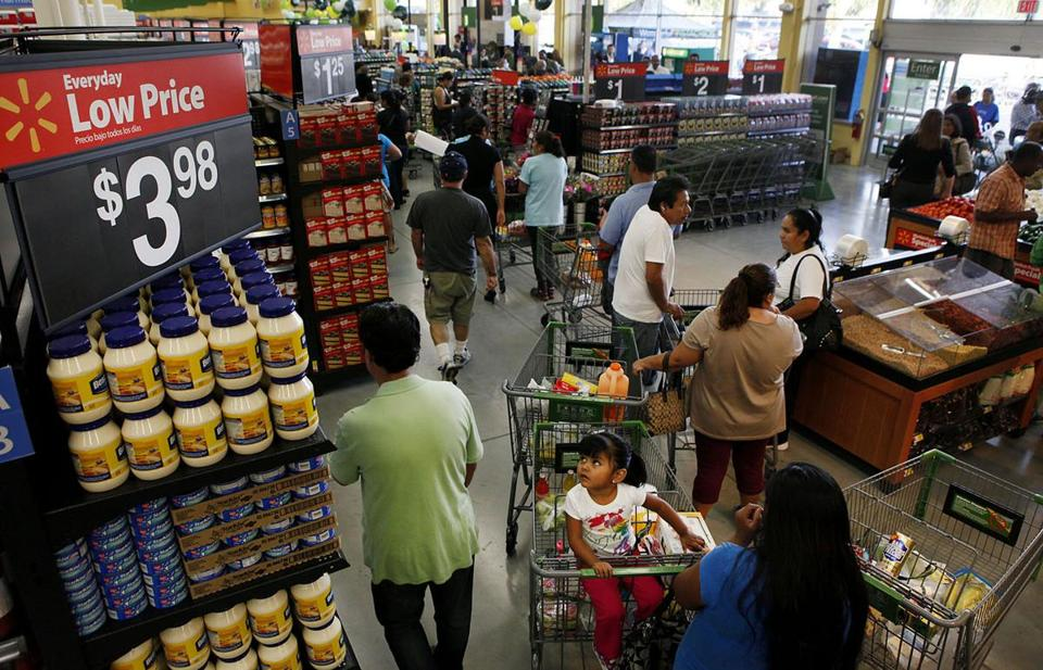 For a monthly fee of $7, Walmart customers will be able to get samples of foods not currently sold in the chain's stores.