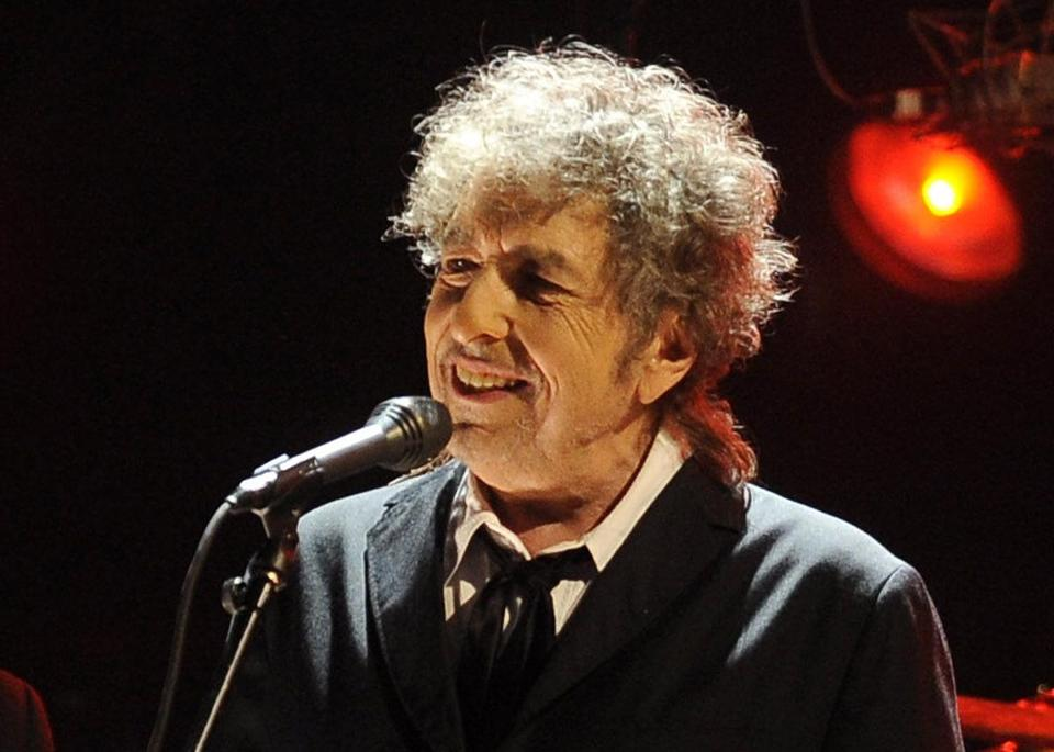 "Bob Dylan seems to have borrowed phrases from several lesser-known poems of John Greenleaf Whittier for the song ""Scarlet Town"" on his new album, ""Tempest."""