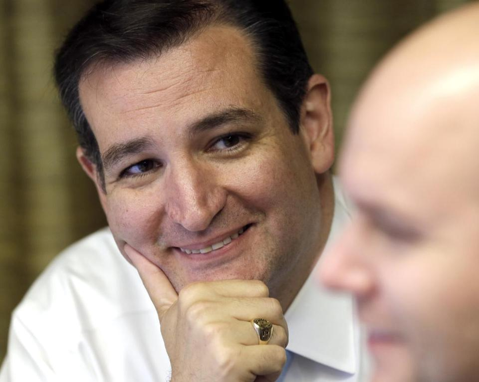 Senator-elect Ted Cruz will be involved with Republican grassroots operations.