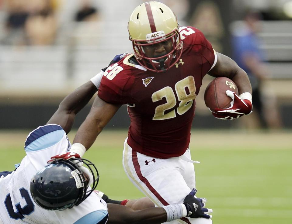 "There has been no move more curious over the course of Boston College's 2-8 season than Rolandan ""Deuce"" Finch's early slide down the depth chart."