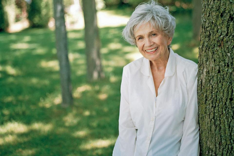 Alice Munro's latest collection sheds some light on her own life.