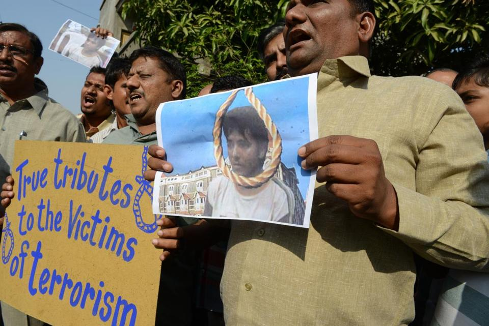 The execution of Mohammed Ajmal Kasab, which Indians celebrated, is not expected to affect relations with Pakistan.