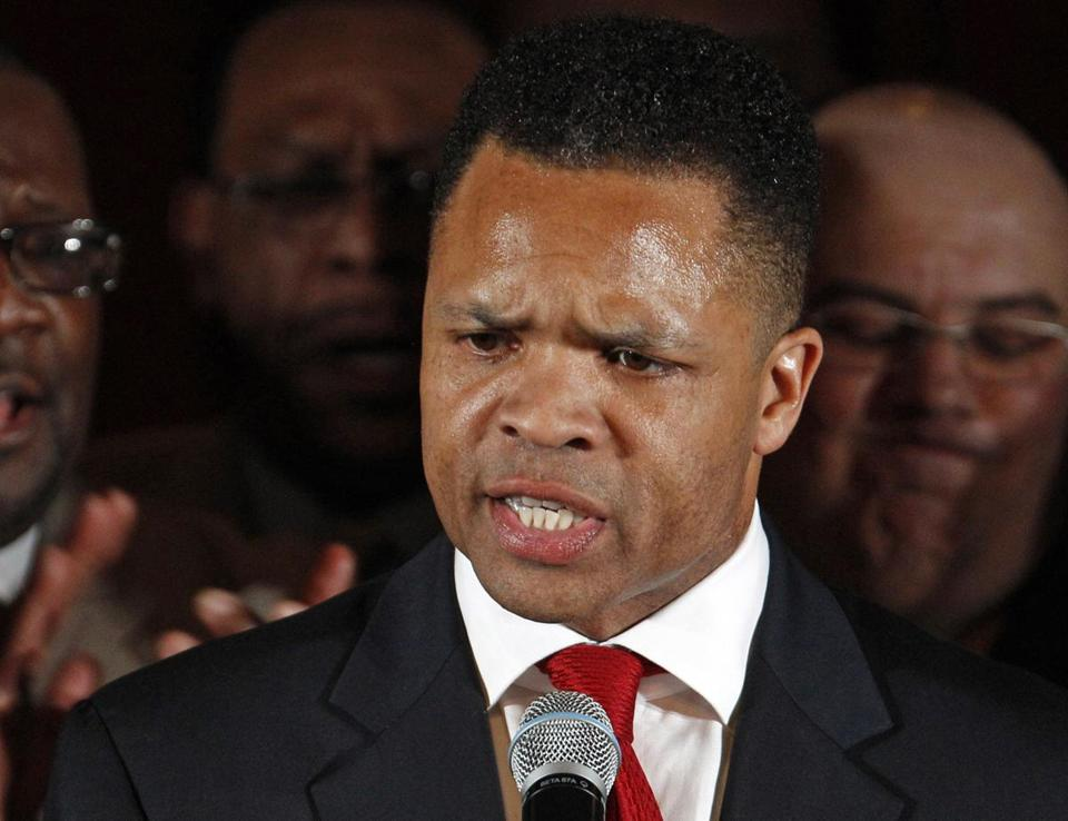 Jesse Jackson Jr. at an event in Chicago earlier this year.