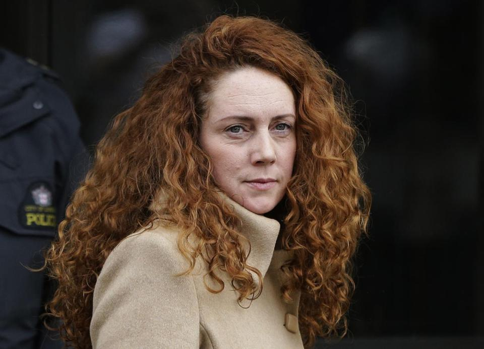 Rebekah Brooks had testified in May that she kept in touch with Prime Minister David Cameron.