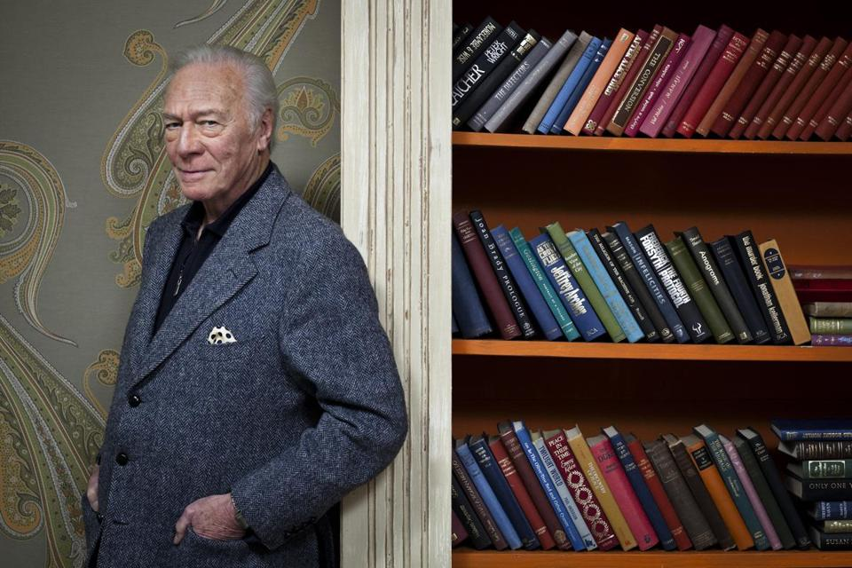 "Christopher Plummer (pictured in New York in 2011) said it is ""disgraceful"" that theaters do not offer ""really, really low rates for children and youth."""