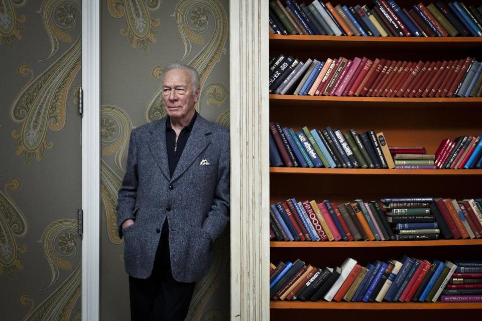 Actor Christopher Plummer voiced his frustration with the high price of theater tickets.