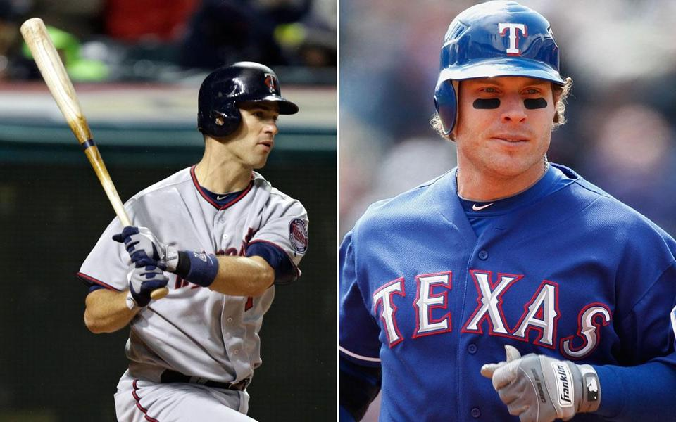Joe Mauer and Josh Hamilton for the Boston Red Sox?