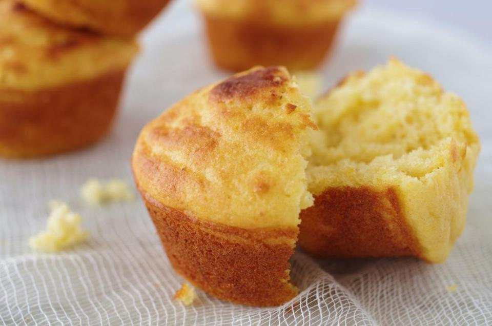 Holly Jennings' recipe for corn muffin.