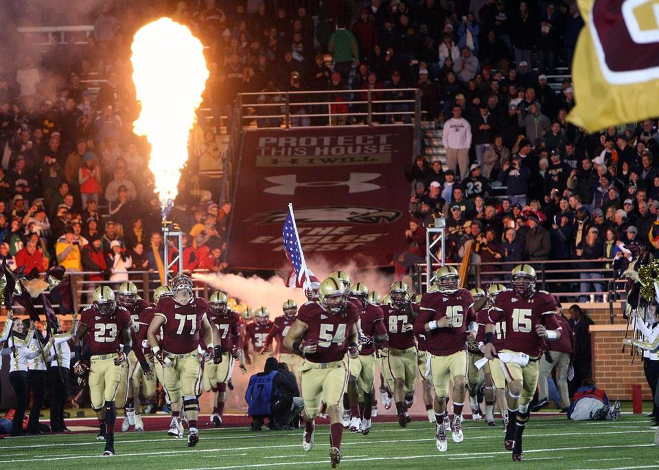 BC football is looking for a new coach after a 2-10 season that resulted in the firing of Frank Spaziani.