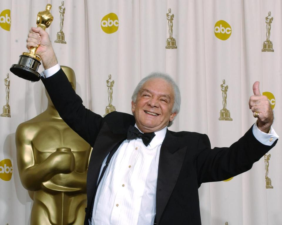 "Mr. Richards won an Oscar for the film ""Chicago."""