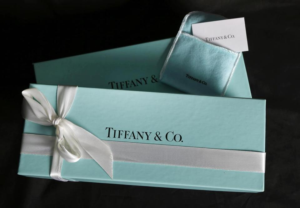 Tiffany had 272 stores at the end of the latest quarter.