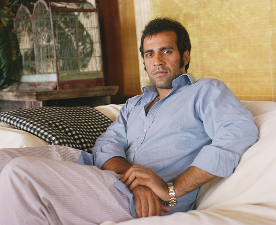 Aatish Taseer, son of an Indian Sikh mother and a Pakistani Muslim father, explores the Islamic Middle East.