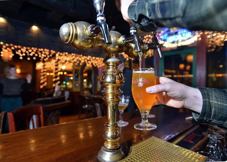 The 10 best beer bars in Boston - The Boston Globe