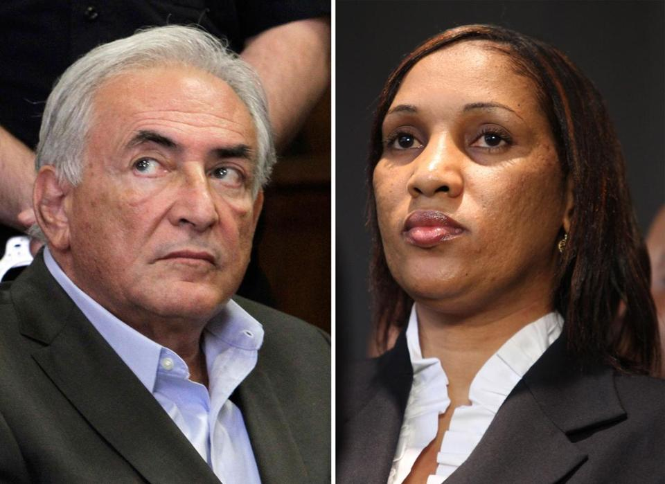 "Dominique Strauss-Kahn called the May 2011 encounter with Nafissatou Diallo a consensual ""moral failing."""