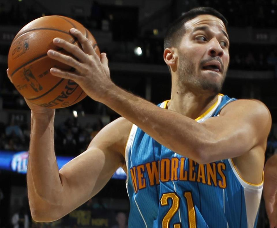 Greivis Vasquez, the NBA's only player from baseball-crazed Venezuela, appears to have found a home with the New Orleans Hornets.