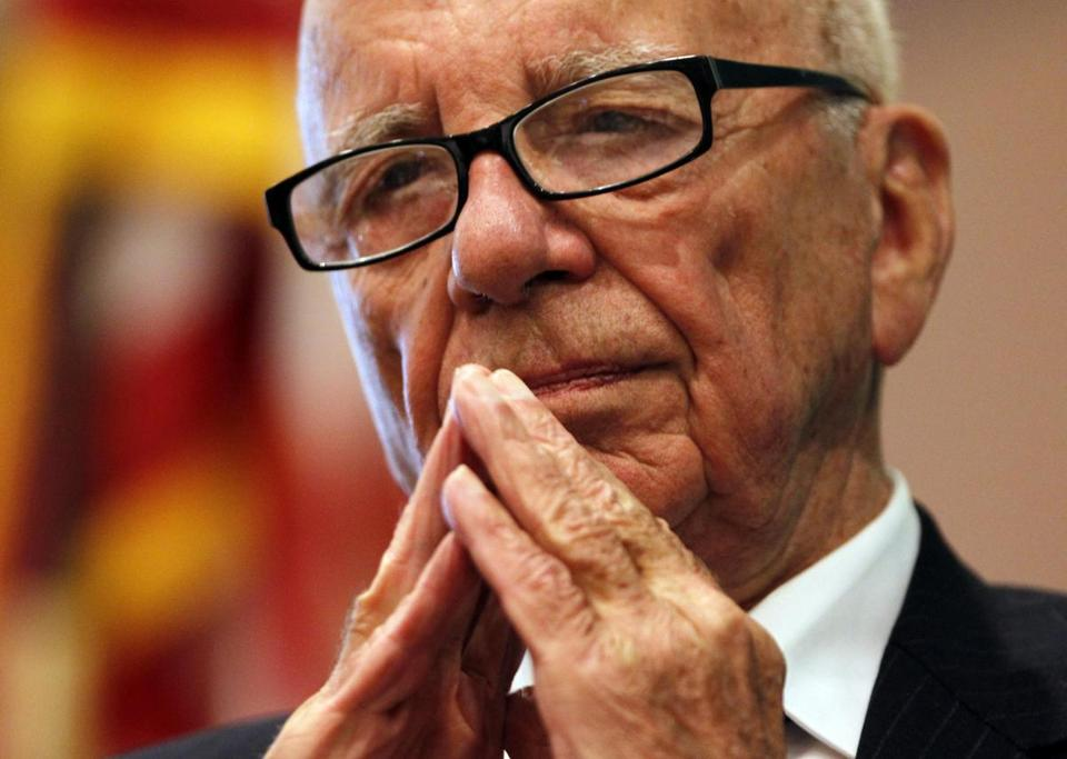Rupert Murdoch will continue to serve as chief executive at Fox Group.