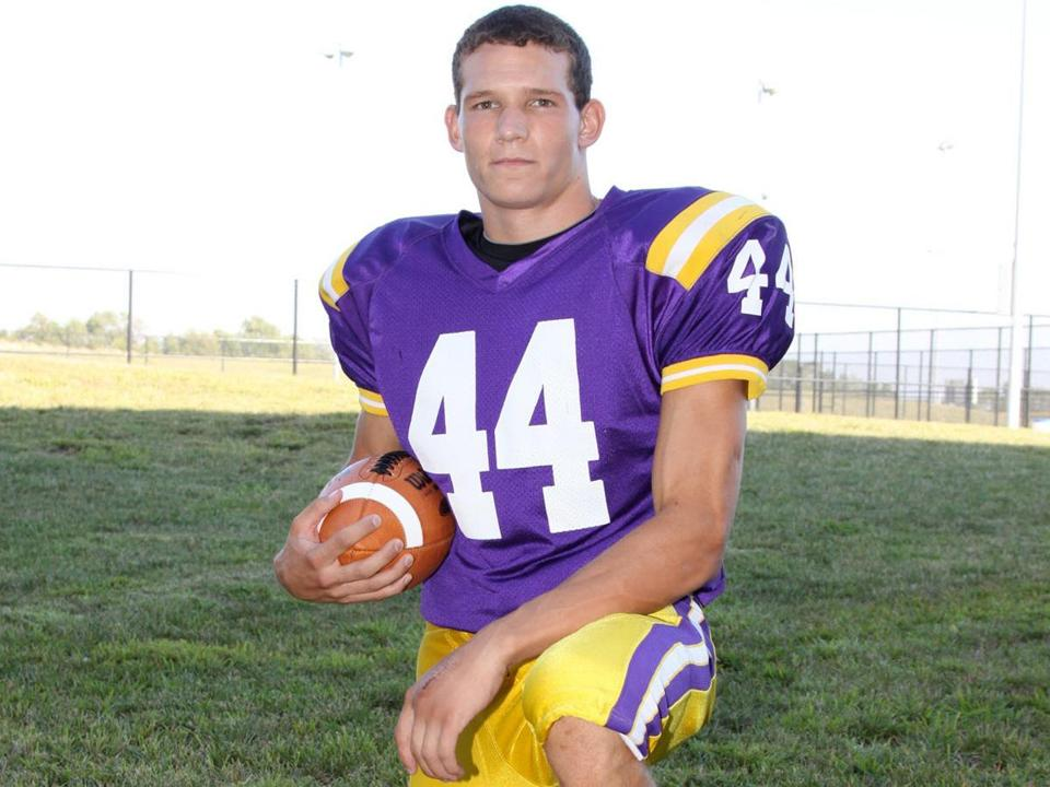 Nathan Stiles was a high school football player who died in 2010 after a head injury.