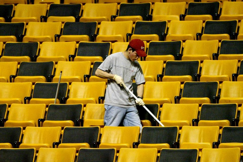 For the third time in 19 years, an NHL lockout has kept players, and fans, from rinks such as Boston's TD Garden.