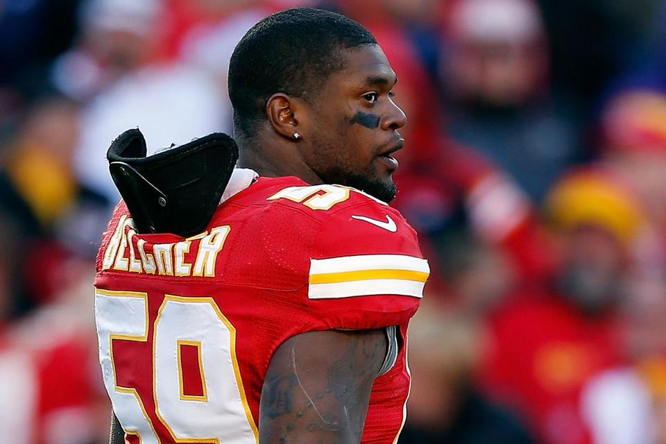 "Jovan Belcher was, according to his agent, Joe Linta, ""a very honorable young man until something went crazy wrong.''"