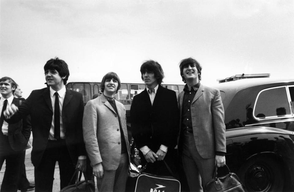 The Beatles stirred a cultural shift.