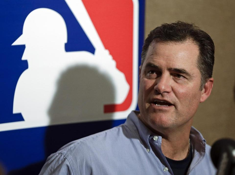 John Farrell met with reporters at the winter meetings on Tuesday.