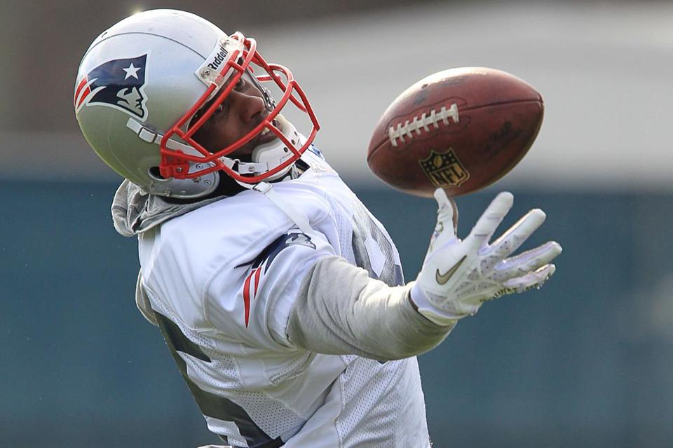 Brandon Lloyd got his hands on only one pass Sunday, but it's nothing to worry about.