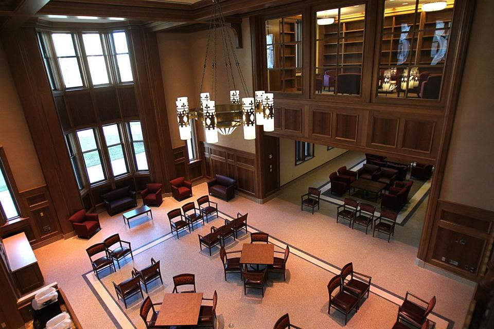 Outstanding With Opening Of 78 Million Stokes Hall Bc Makes Bold Bet Interior Design Ideas Gentotryabchikinfo