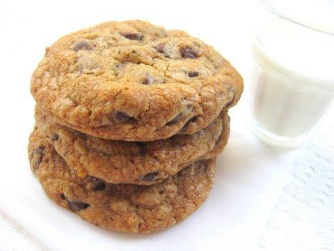Chocolate-chip cookies.