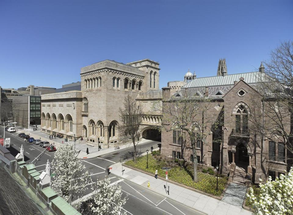The renovation project at the Yale University Art Gallery adds almost 30,000 square feet of exhibition space.