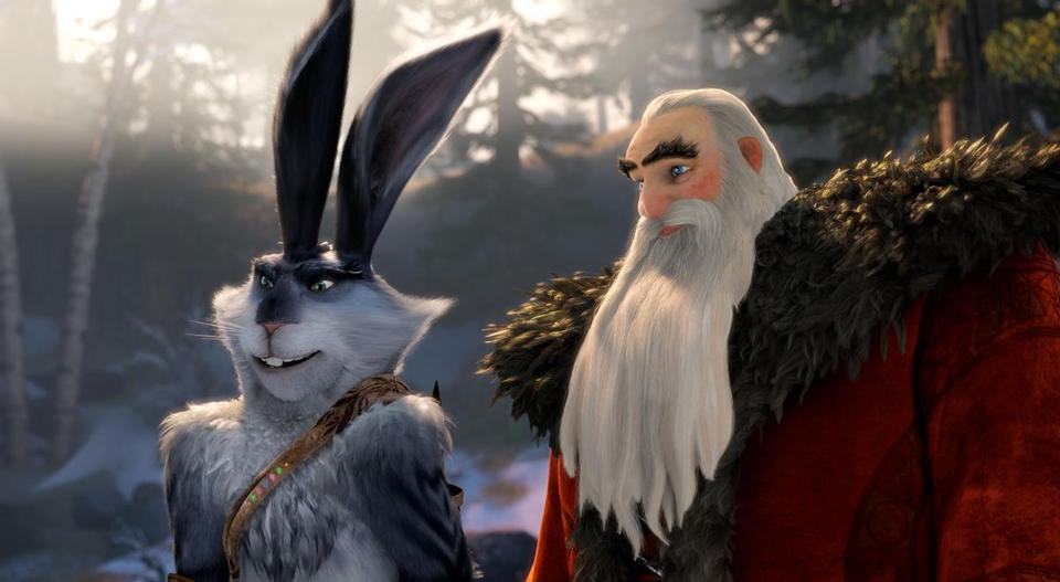 """Rise of the Guardians"" pulled in an estimated $10.5 million."