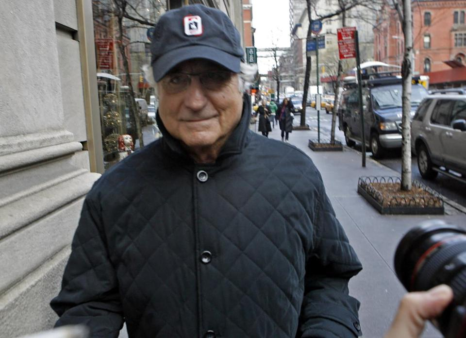 Bernard Madoff was arrested four years ago, and is now serving a prison term.