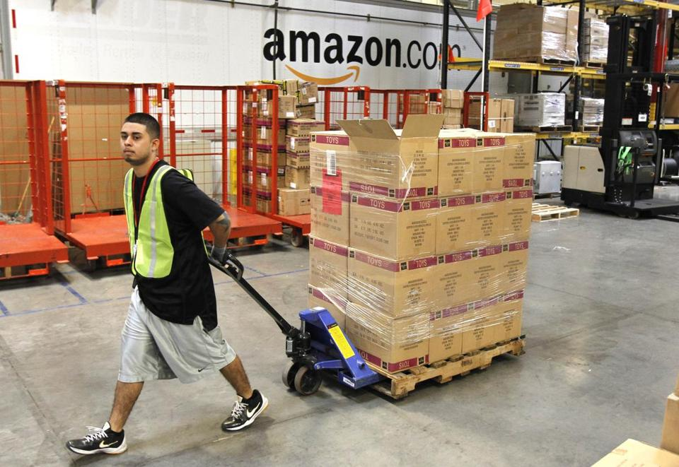 Amazon.com is the world's largest online retailer.