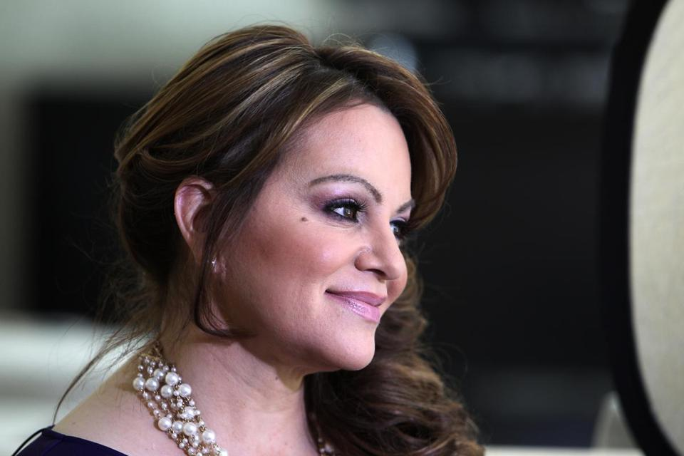 Jenni Rivera died in a plane crash on Dec. 9 in Mexico.