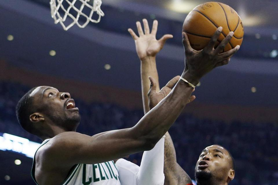 After some turmoil, Jeff Green has found his niche with the Celtics.