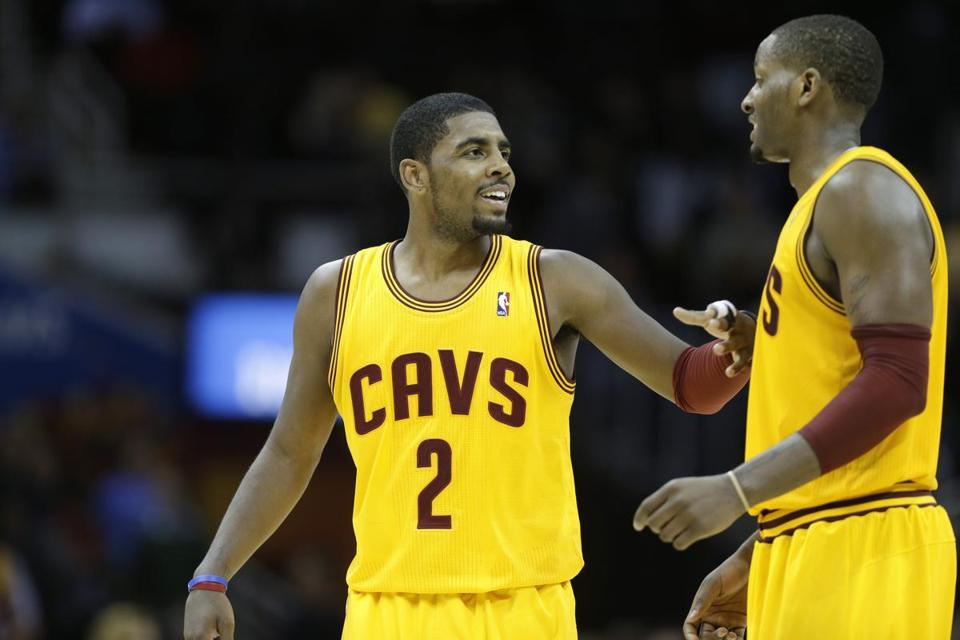 Kyrie Irving scored 28 points against the Lakers in his return after missing 11 games with a broken finger.