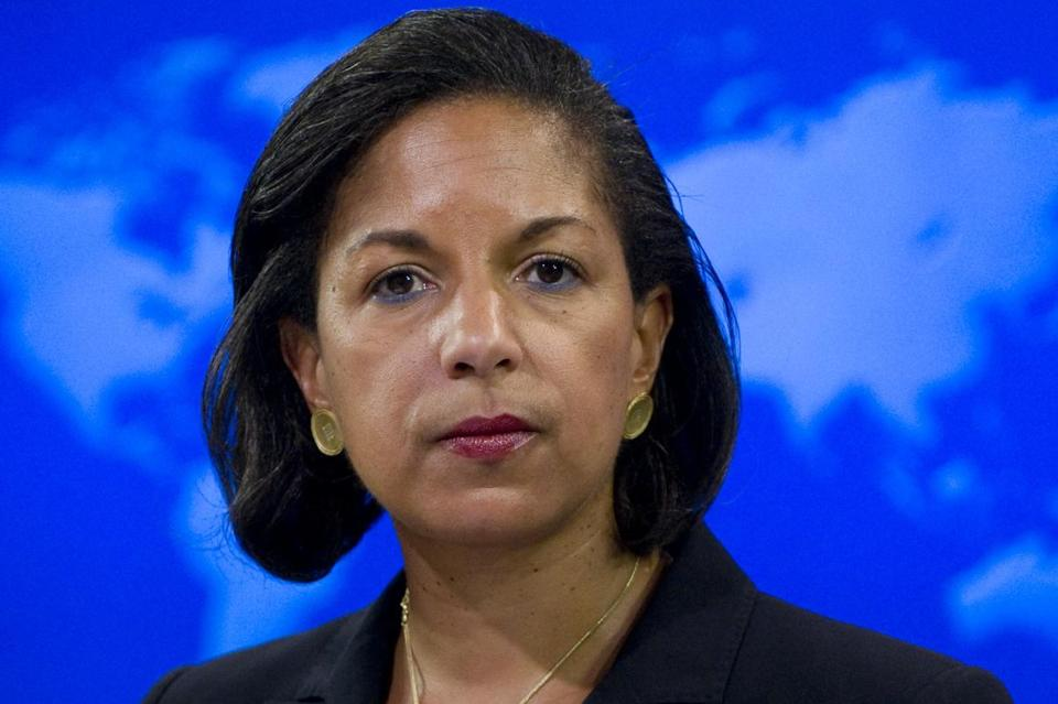 Susan Rice drew fire for her words on the Sept. 11 attack in Libya.