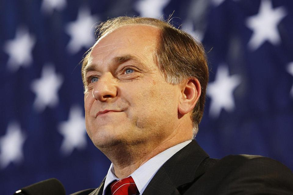 """I understand you only get certain opportunities in life,"" US Representative Michael Capuano said."